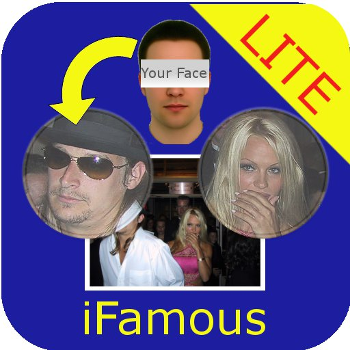 View more info about iFamous Lite ? Fake a Picture of a Celebrity and You ...