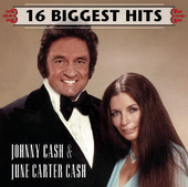 16 Biggest Hits: Johnny Cash & June Carter Cash, Johnny Cash