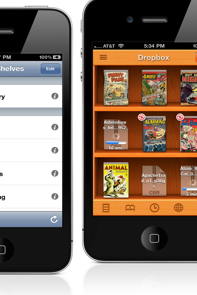 Free Software Turns the iPhone Into an E-Book Reader