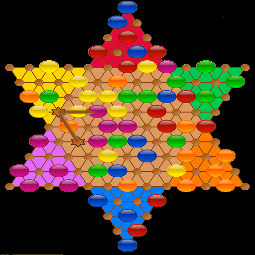 Chinese Checkers King (free)