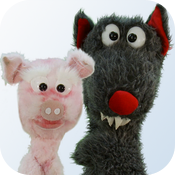 Three Little Pigs Puppet Show Presented by Puppet Art Theater Co. icon