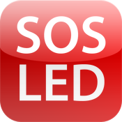 SOS LED icon