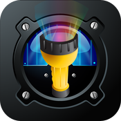iMotion Flashlight Pro - For iPhone 4 icon