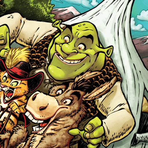 Shrek Comics