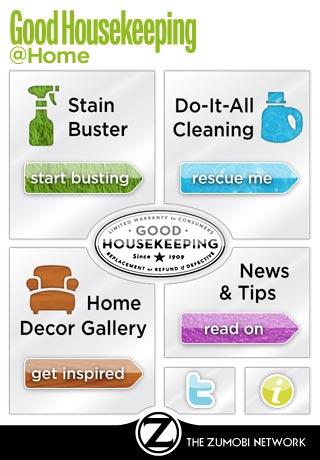 Good Housekeeping @Home free app screenshot 1
