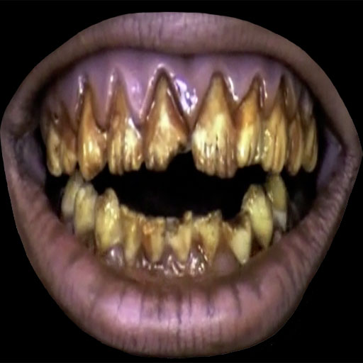 iFangs - Scare your friends with monster teeth!