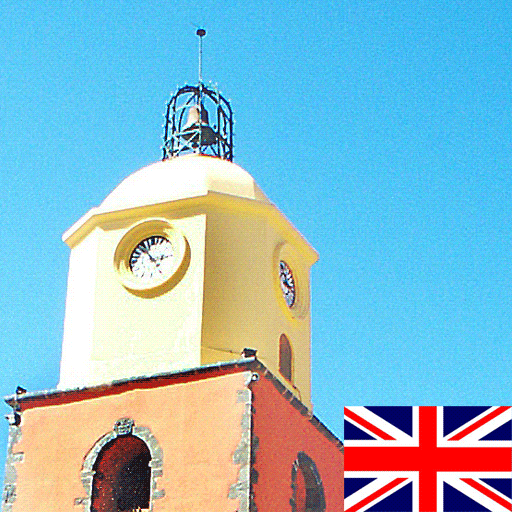 Saint-Tropez . English