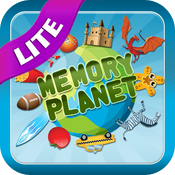 Memory Planet Lite - matching game icon