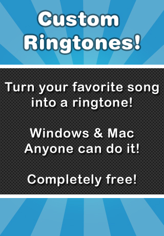Custom Ringtones via iTunes! (Visual Guide) Screenshot