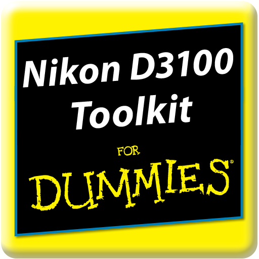 Nikon D3100 Toolkit For Dummies