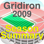 Gridiron 2009 (Season Summary) icon