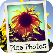 Pica Photos - Photo Viewer for Picasa Web Albums icon