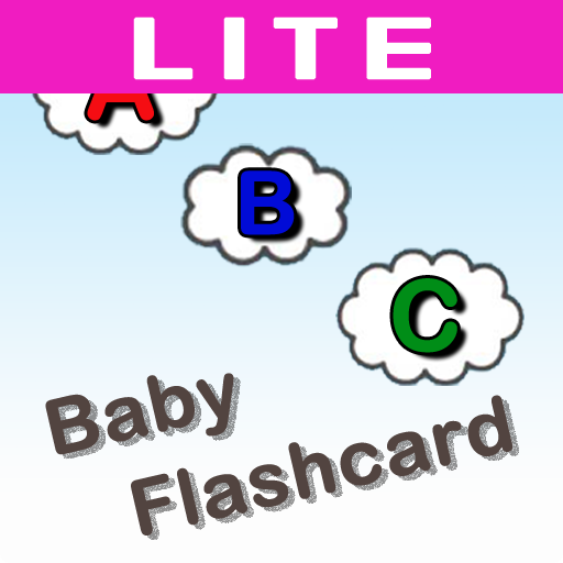 Baby flash card – Letters, Free Learning Application