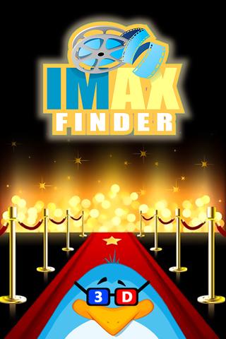 IMAX Finder free app screenshot 1