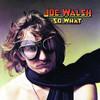 So What, Joe Walsh