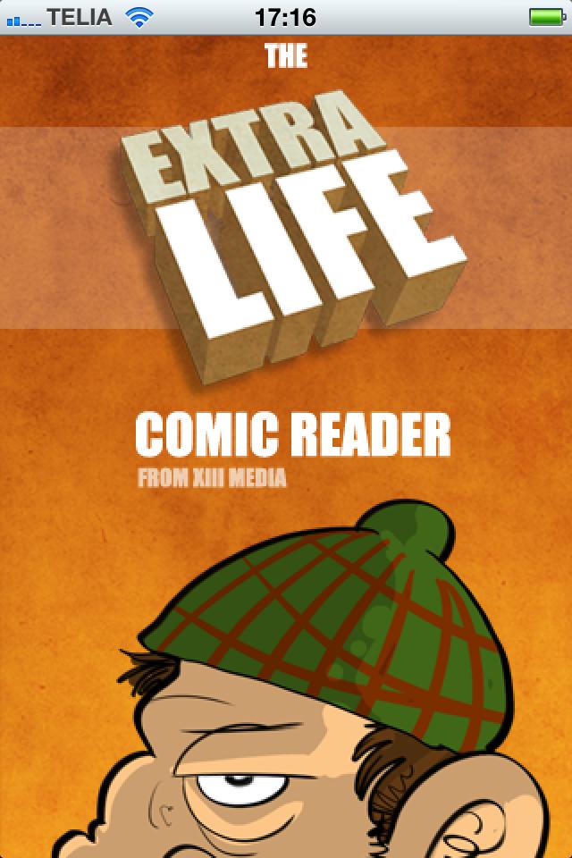 ExtraLife Reader free app screenshot 1