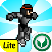 Flick Ninjas Lite icon