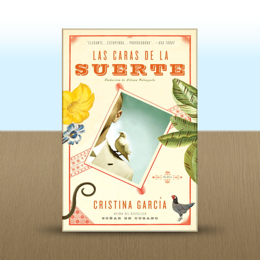 Las caras de la suerte by Cristina Garcia