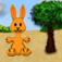 Bunny Colors - A Children's Game