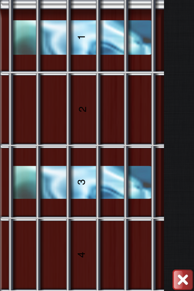 Guitar! Screenshot