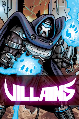 Villains free app screenshot 1