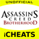 iCheats - Assassin's Creed Brotherhood Edition