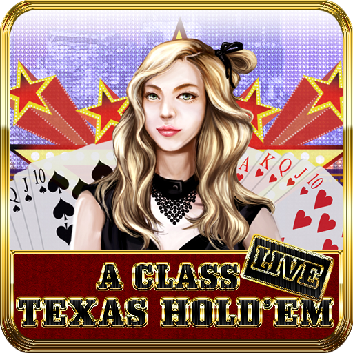 A Class Texas Holdem Live for iPhone/iPod