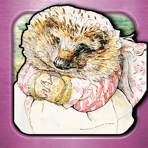 Mrs Tiggy Winkle - Beatrix Potter Premium Talkie Book