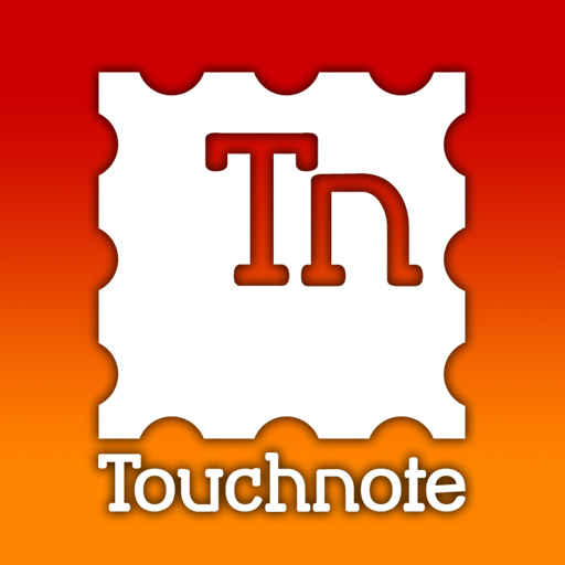 free Touchnote Postcards iphone app