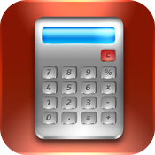 GoodCalculator (with percent and backspace buttons) icon