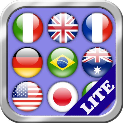 free Flags Memory Game Lite iphone app