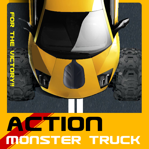Action Monster Truck - All Star FREE