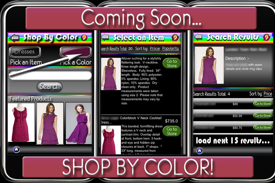 ColorMatchGirl™ Screenshot