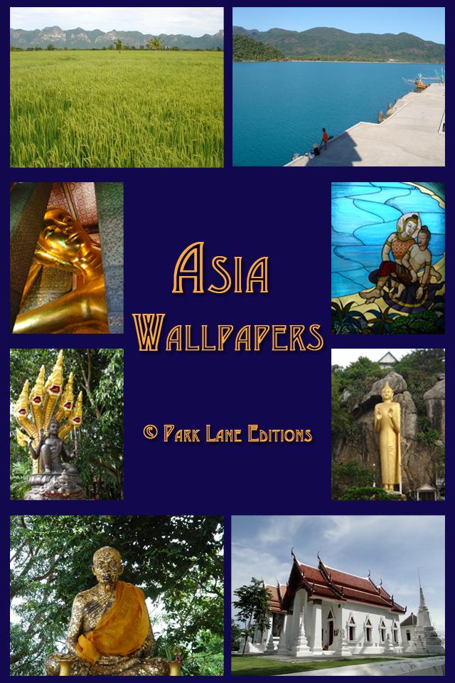 Asia Wallpapers HD free app screenshot 1