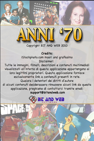 ANNI 70 Screenshot
