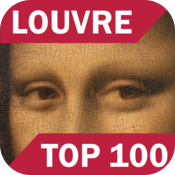 Louvre TOP100 icon