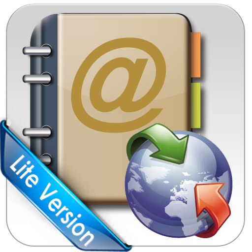 ScanPim-Address Book Sync/Backup/Restore (Lite Version)