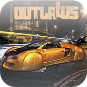Outlaws - The Race icon