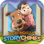 Davey and Goliath - Lost In A Cave StoryChimes icon