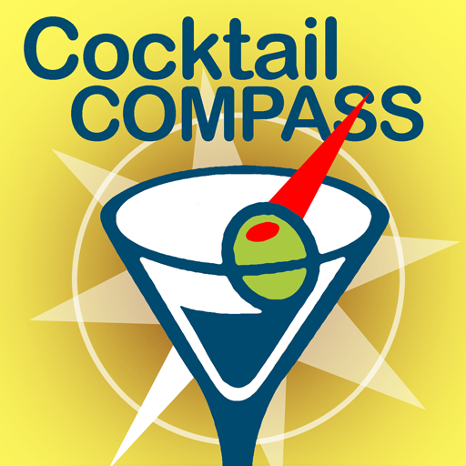 free New York City Cocktail Compass iphone app