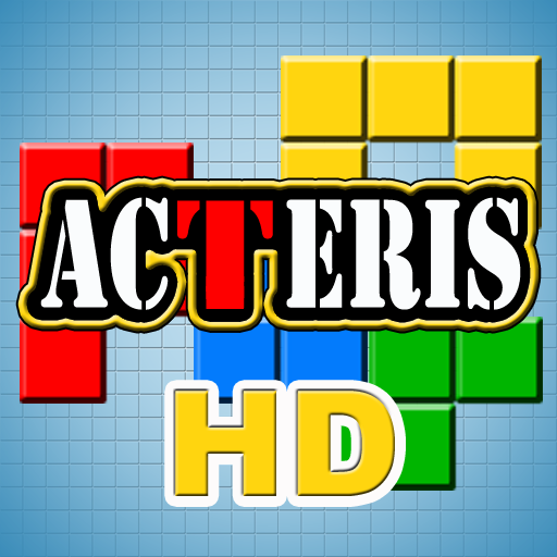 ACTERIS HD: Action Puzzle Match for iPad