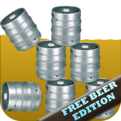 Keg Stand HD Free Beer Edition icon
