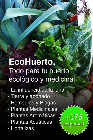 Image of EcoHuerto - Huerto Ecológico y Medicinal for iPhone