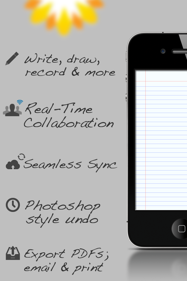 Sundry Notes free app screenshot 1