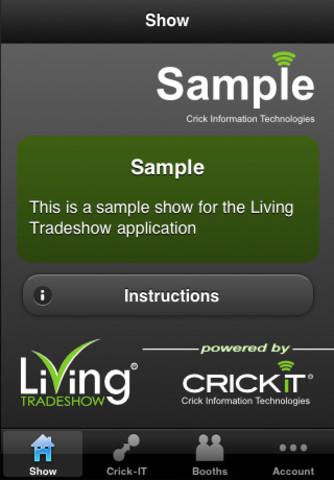LTS Mobile iPhone Screenshot 2