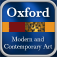 Modern and Contemporary Art - Oxford Dictionary