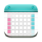 月特化カレンダーMoca