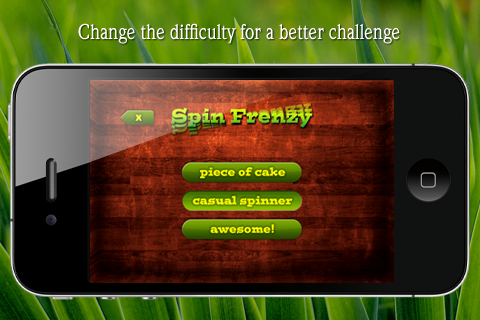 Spin Frenzy Screenshot