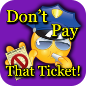 Don't Pay That Speeding Ticket! - How to Fight a Traffic Ticket or Moving Radar Violation in Court and Win icon