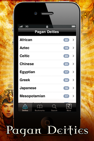 Pagan Deities